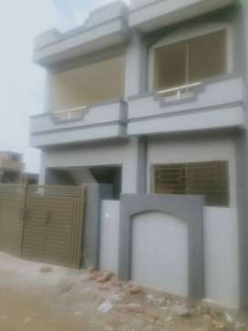 5 marla double story Brand New House for sale in AECHS Rwp