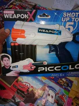 Mainan anak baru weapon cruzer baru yah inbok aja kaka