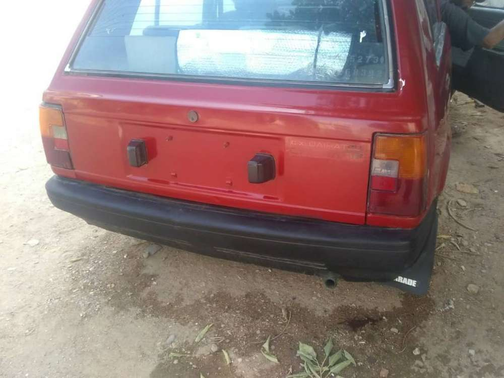 very attractive charade car for urgent sale