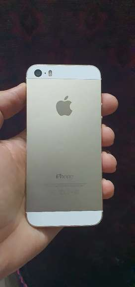 Apple iPhone 5S, 4g phone with fingerprint, good condition