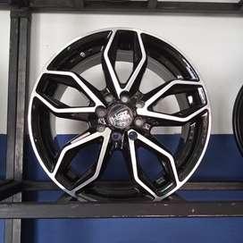 Velg mobil R16 import HSR slouk untuk Brio rs, avanza xenia, Calya
