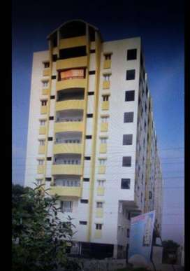 Highway facing Flat for sale 2 BHK Kompally