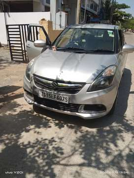Maruti Suzuki Swift Dzire 2015 Petrol 50000 Km Driven