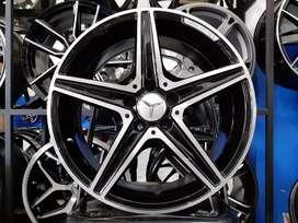 Velg Audi Mercedes Mini Cooper murah AMW5052 18x8.0 5x112