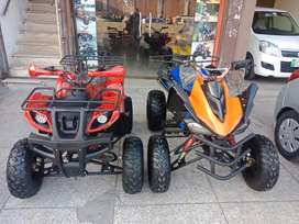 Raptor 250cc Auto Engine Atv Quad 4 Wheels Bike Deliver In  Pakistan