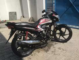 Honda best condition bike no bargaining