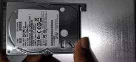 Toshiba 750GB Hardrive