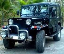 Mahindera classic jeep