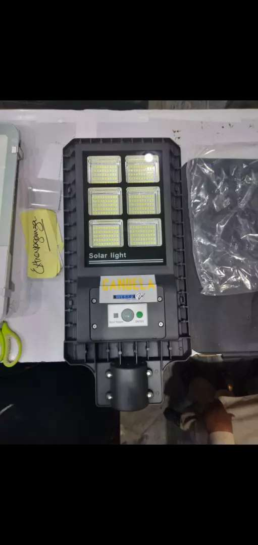 30w All in one solar led Garden light ip65 Bridgelux avble in s.tock 0