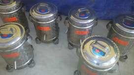 Mesin peniris minyak makanan
