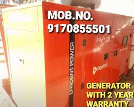 LOW FUEL CONSUMPTION GENERATORS WITH 2 YEAR WARRANTY N FREE DELIVERY