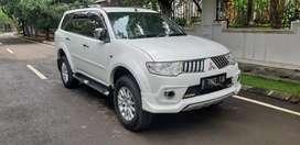 Mitsubishi Pajero exceed limited 2013 jual cash