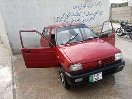 Suzuki mehran vx 1995 model for Sale