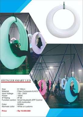 SWINGER SMART LED - LED AYUNAN TAMAN