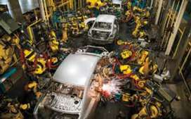 Full time job in automobile company vacancy available