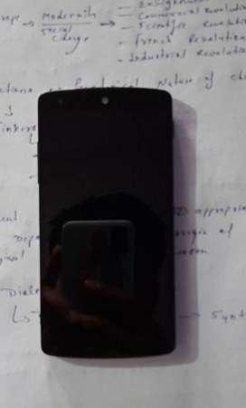 Google Nexus 5 Ubuntu Touch version