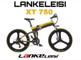 Sepeda Lipat Listrik Lankeleisi XT 750