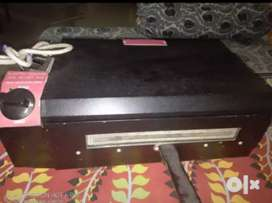 A very good condition electric tandoor ..
