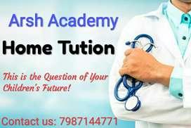 Arsh Academy :-Professional Home Tutor
