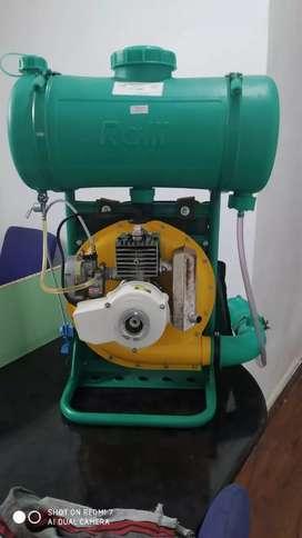 sanitizer  machine