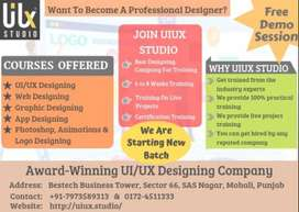 Don't miss a chance to become professional designer