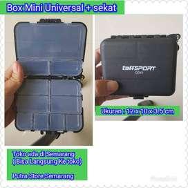 Box kotak Perkakas Universal Taffsport Kail Pancing DLL Semua Bisa ada