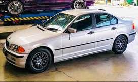 BMW E46 M43 2001 Upgrade OEM, BT Mitsubishi Grandis