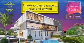 100% Verified & Premium 3 BHK Luxury Villas