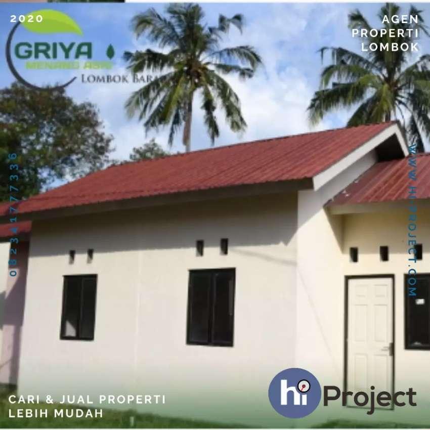 Rumah murah di Perumahan Griya Menang Asri Kuripan R175 0
