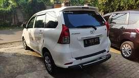 Toyota AVANZA manual E 2013 dobel airbag