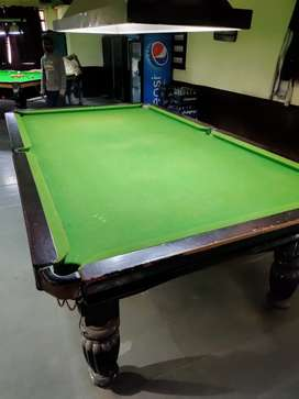 Snooker French table for sale