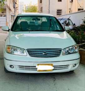 NISSAN SUNNY EX SALOON 2006 on easy EMI process 20%D.P ONE STEP SOLUTI