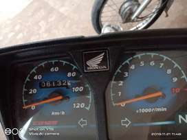 Honda 125 18b full genuine