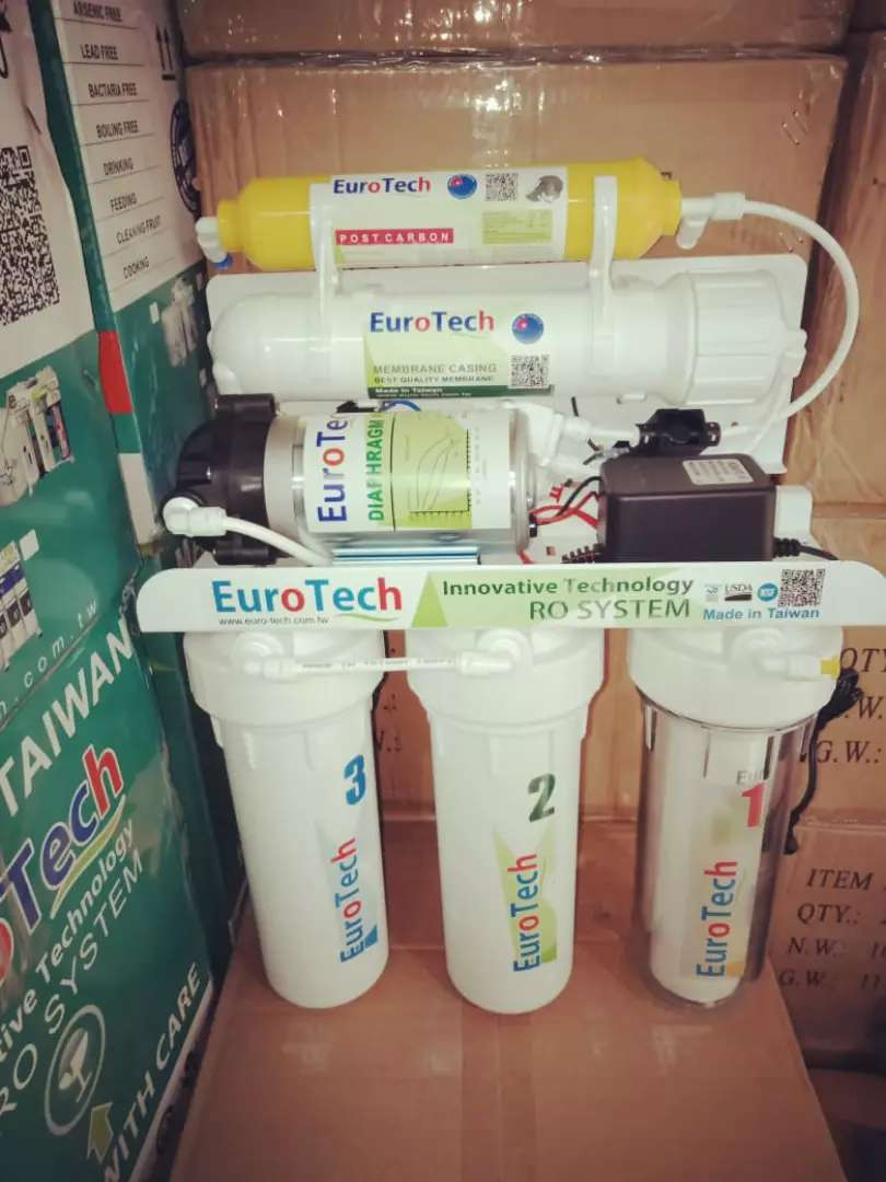 RO WATER FILTERS TAIWAN MADE 100 GOD 0