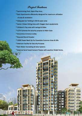 1 BHK NOW WITH 90% AGREEMENT VALUE IN TMC COMPLEX IN MUMBRA