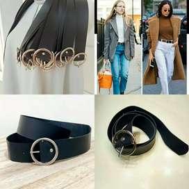 Ikat pinggang Ring fashion korea