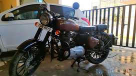 Old bullet with new look - Royal Enfield
