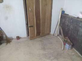 One room for student / working bachelor is available on rent.