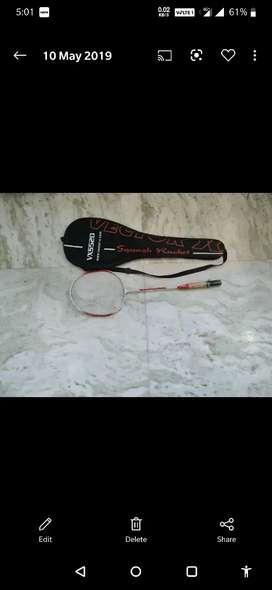 Badminton racket ,squash racket