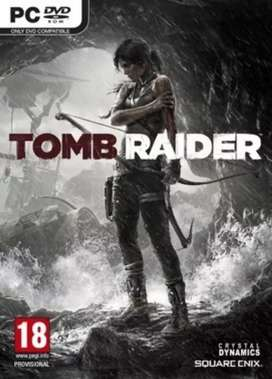 Tomb rider PC game