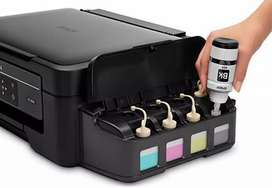 All in One Color Printer New Starts at 2850rs
