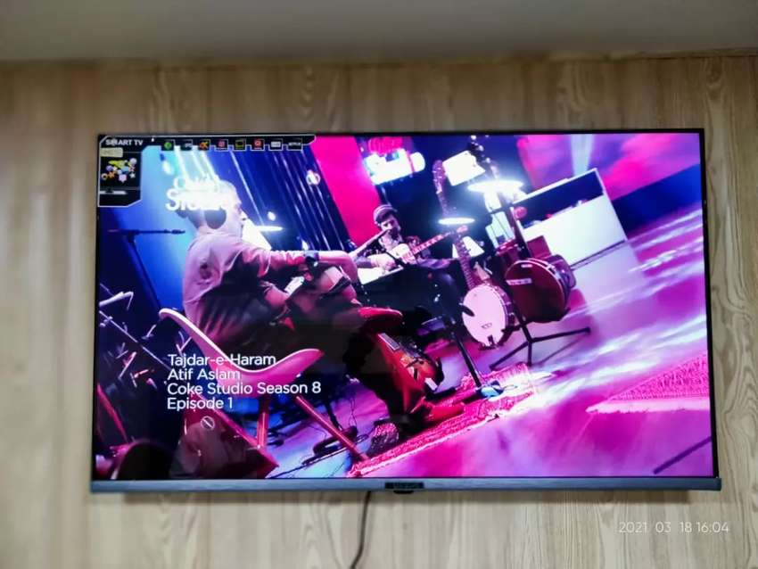 "Big Discount"" SAMSUNG 46"" Smart Led Tv 3000Live channels sharp Display"