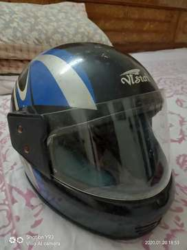 Helmet for bike and scooter