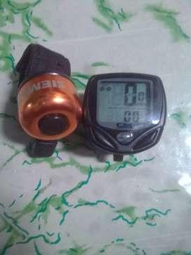 spedometer dan bel fungsi normal
