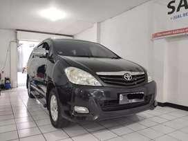 INNOVA G AT 2008/09 || tt Toyota Inova Avanza Ertiga Livina Mobilio
