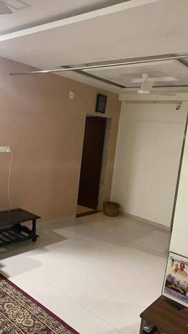 2 BHK fully furnished flat on rent in Kudasan