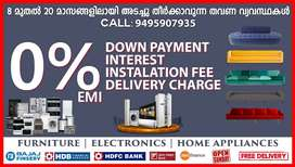 Furniture & Electronics at 0% EMI in NANTHANCODE with Free Delivery