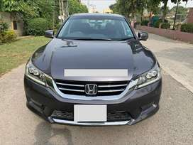 honda civic accord 2014 on easy installment in corporate