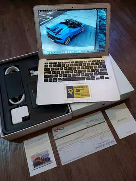 "Macbook Air 13"" Ex Resmi Mall Trans Lengkap Nota"