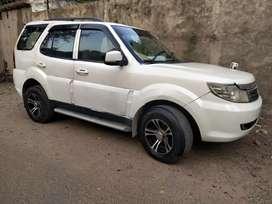 Tata Safari Storme car in a good condition for sale.